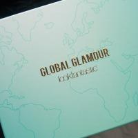 "Look Fantastic grožio dėžutė "" Global Glamour"" Rugpjūtis 2017"